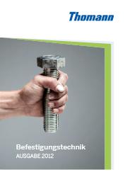 Katalog Befestigungstechnik