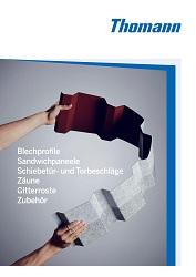 Katalog Dach & Wand