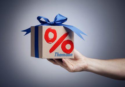 Bis zu 60% Rabatt bei Thomann GmbH