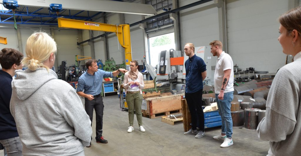 Ausbildungsstart bei Thomann GmbH